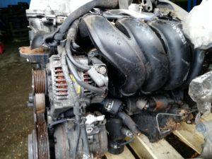 Двигатель контрактный Тойота 1.8и 1ZZ-FE 902493 для Авенсис, Селика, Королла
