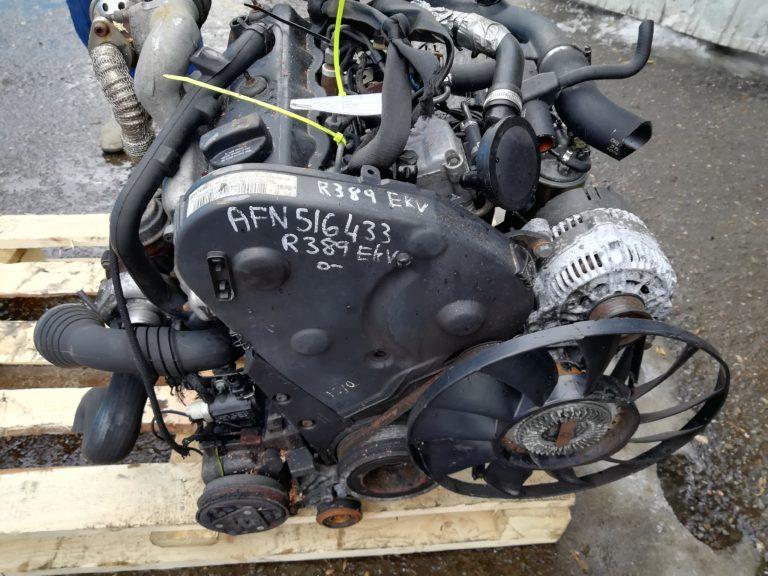 Контрактный двигатель VW 1.9 TDi AFN 516433
