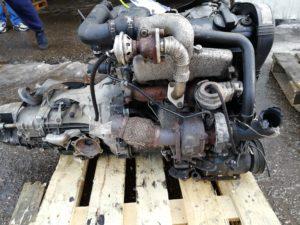 Контрактный двигатель Ауди A4, A6 1.9 TDi AFN 863168