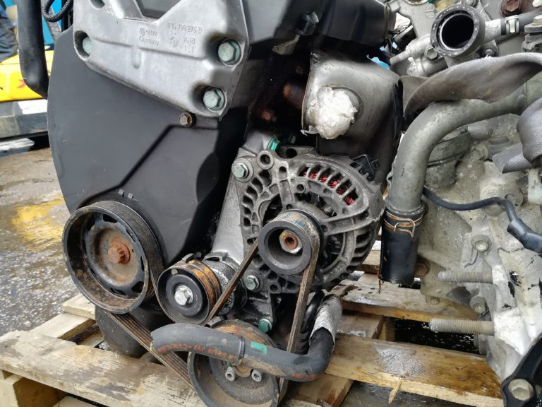 Контрактный двигатель бу VAG 1.4и 16V AHW 355209 (BKY,BBY,AKQ,APE,AUA)