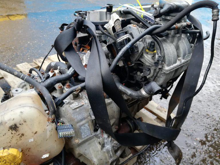 Контрактный двигатель бу Опель 1,8и 16V Z18XE 20DD4926
