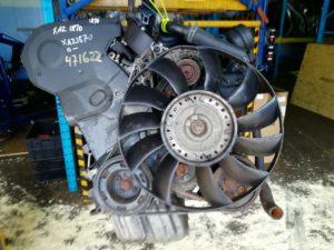 Двигатель контрактный Ауди A4 1999г. 1781 И ADR 501667