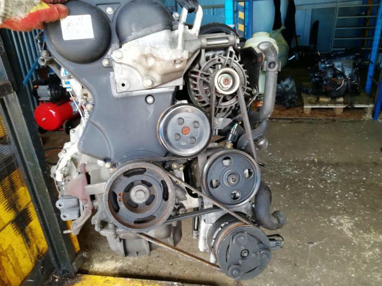 Контрактный двигатель Форд 1,6и HWDA 5B40299 100 л.с.