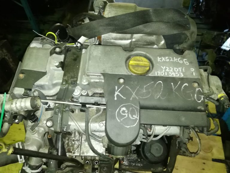 Контрактный двигатель Опель 2.2ТД Y22DTH 17D15953
