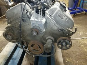 Двигатель AJ 3.0i
