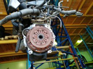 Двигатель контрактный Тойота 1.8и 1ZZ-FE 144817 для Авенсис, Селика, Королла