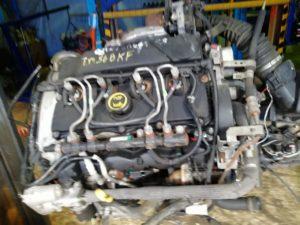 Двигатель QJBA 2.2d