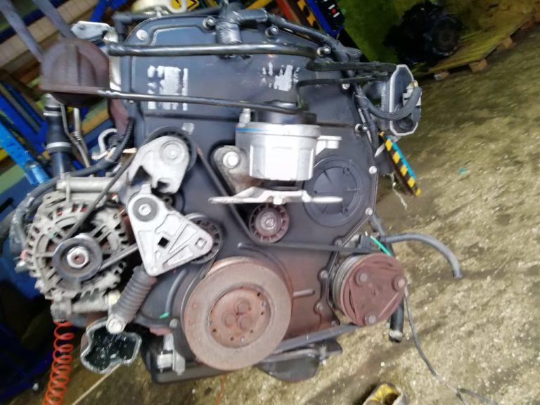 Двигатель QJBB 2.2d