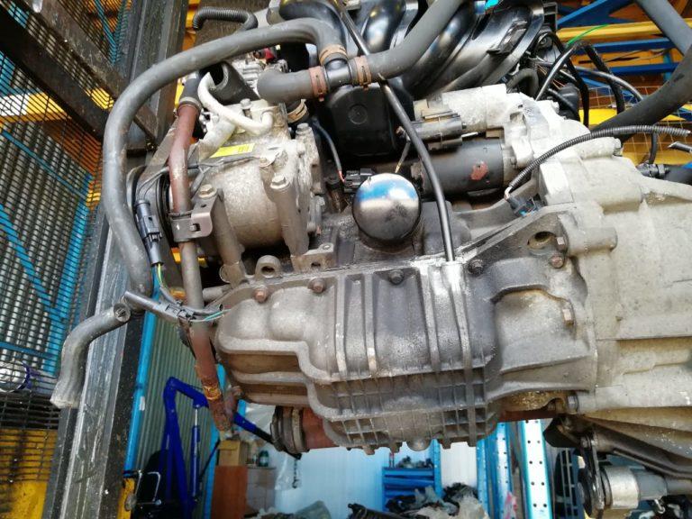 Контрактный двигатель Форд Фиеста 1,4i FXJB 2B75751