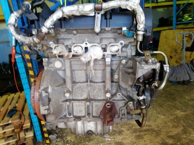 Контрактный двигатель Форд Фиеста 1,4i FXJA 2Y12278