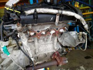 Контрактный двигатель Форд Фиеста 1,4i FXJB 4R10439