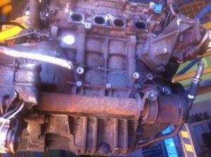 Контрактный двигатель Форд Фиеста 1,4i FXJA 6B36428