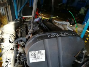 Контрактный двигатель бу Форд Фокус 1 1,8и 16V EYDB YS48244