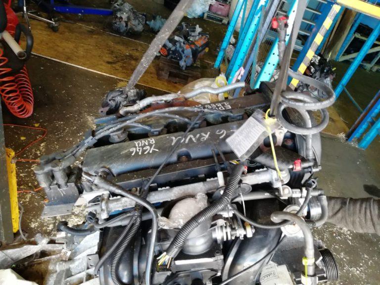 Контрактный двигатель бу Форд Фокус 1 2,0и 16V EDDB 1B88001