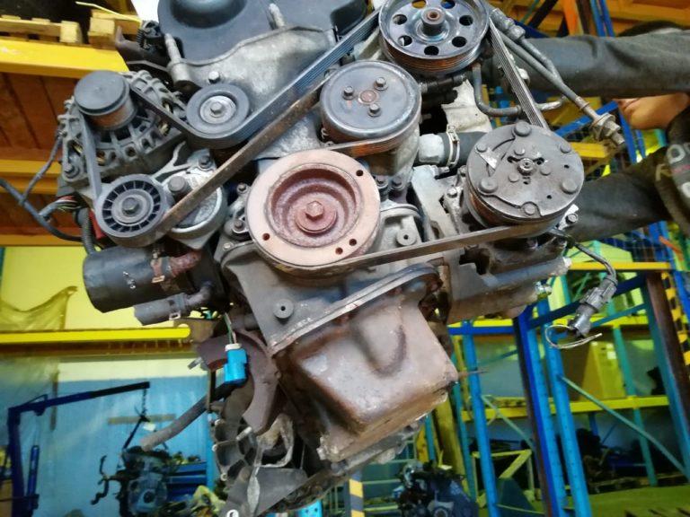 Контрактный двигатель бу Форд Фокус 1 2,0и 16V ALDA 3Y48834