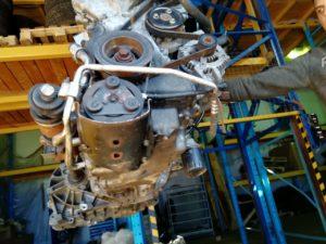 Двигатель AODE 2.0i