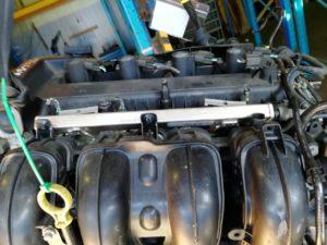 Контрактный двигатель бу Форд Фокус  2.0и AODA 5C13633