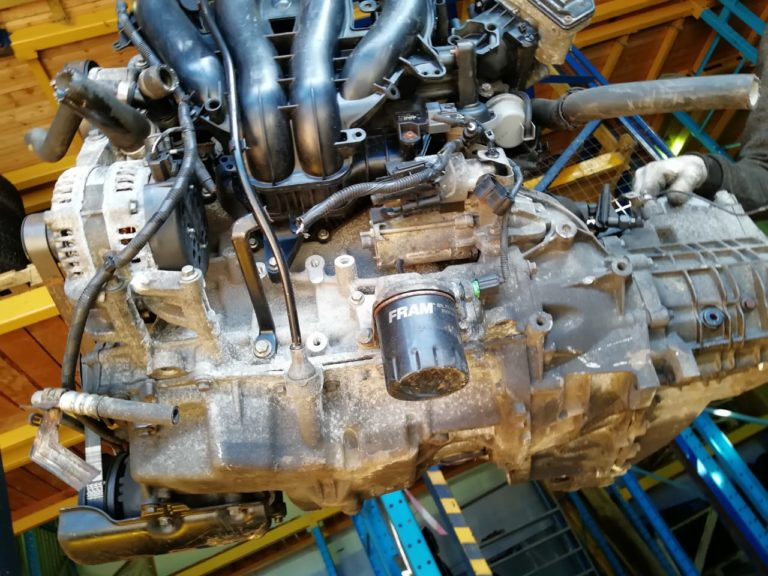 Двигатель AODA 2.0i