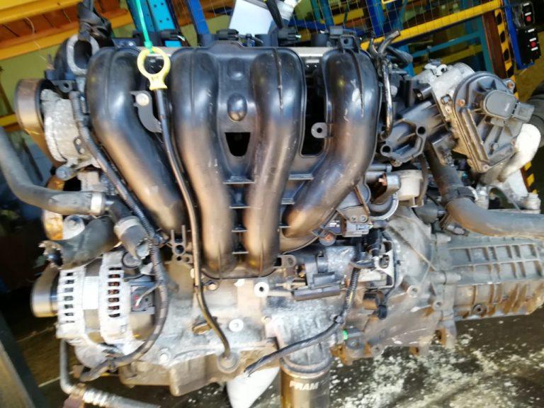 Двигатель AODB 2.0i
