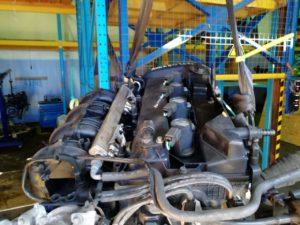 Двигатель SYDA 2.0i