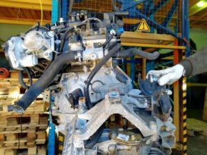 Контрактный двигатель бу Форд Фокус 2 1,8и CSDA 3S08137 / CSDB /QQDB/ QQDA
