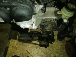 Контрактный двигатель Форд 1,6и HWDA 5A48363 100 л.с.