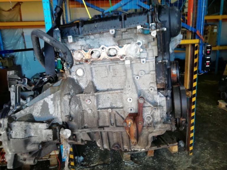Контрактный двигатель Форд 1,6и HWDA 5K16837 100 л.с.