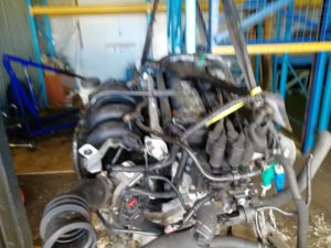 Контрактный двигатель Форд 1,6и HXDA 5J03799 115 л.с.