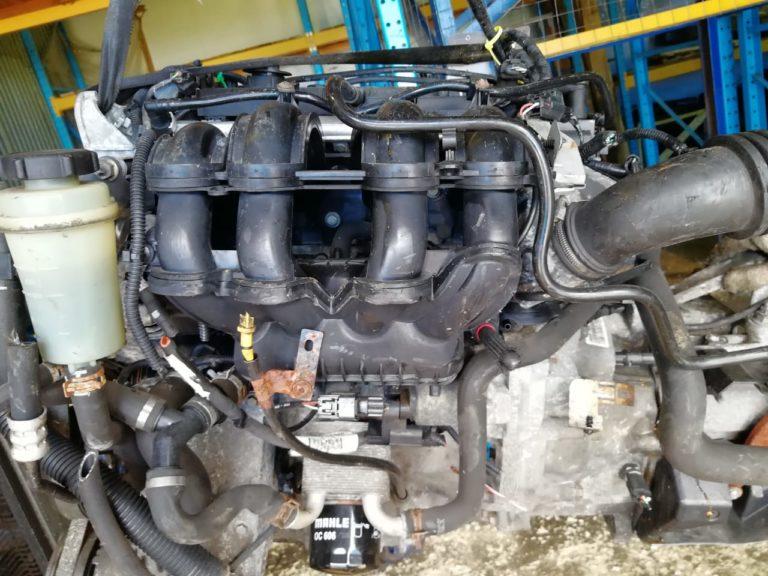 Двигатель HXDA 1.6i