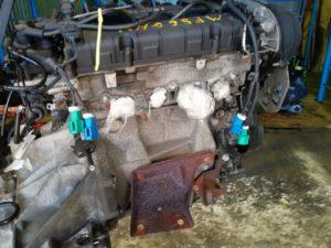Контрактный двигатель Форд 1,6и HXDA 6S60021 115 л.с.