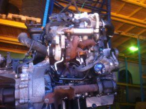Контрактный двигатель Форд Фокус 2 1,8тд KKDA 6Y54497