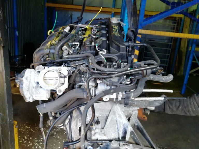 Контрактный двигатель бу Форд Фокус 2 1,8и CSDA / CSDB/ QQDA /QQDB 6U85771