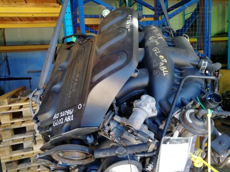 Контрактный двигатель Форд Маверик 3.0и AJ 247841