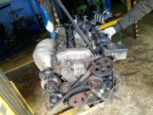 Контрактный двигатель бу Форд Мондео 3 2,0и CJBB 1U46074