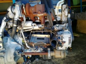 Двигатель D6BA 2.0d