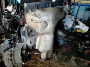Контрактный двигатель бу Форд Мондео 3 1,8и CHBA 4C76735