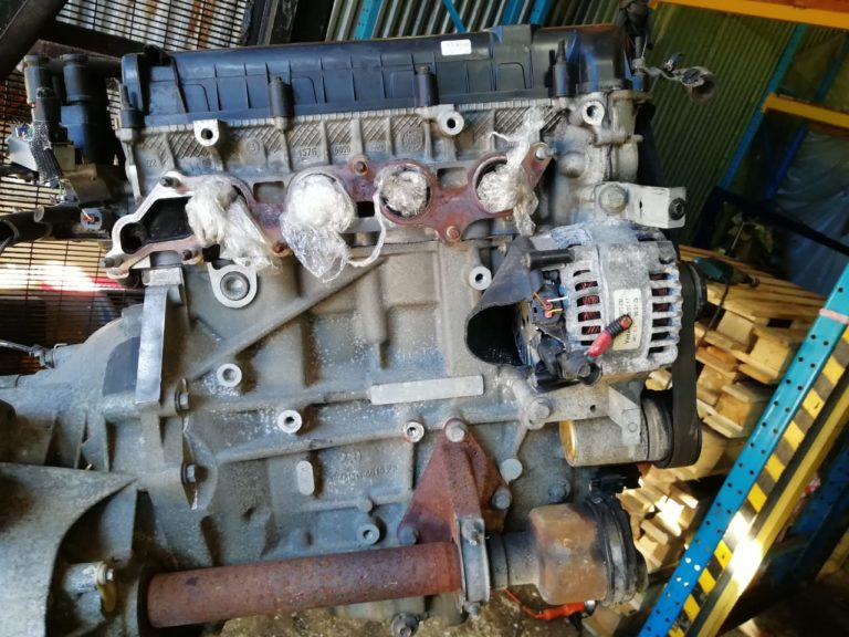 Контрактный двигатель бу Форд Мондео 3 2,0и CJBA (CJBB) 5P84594