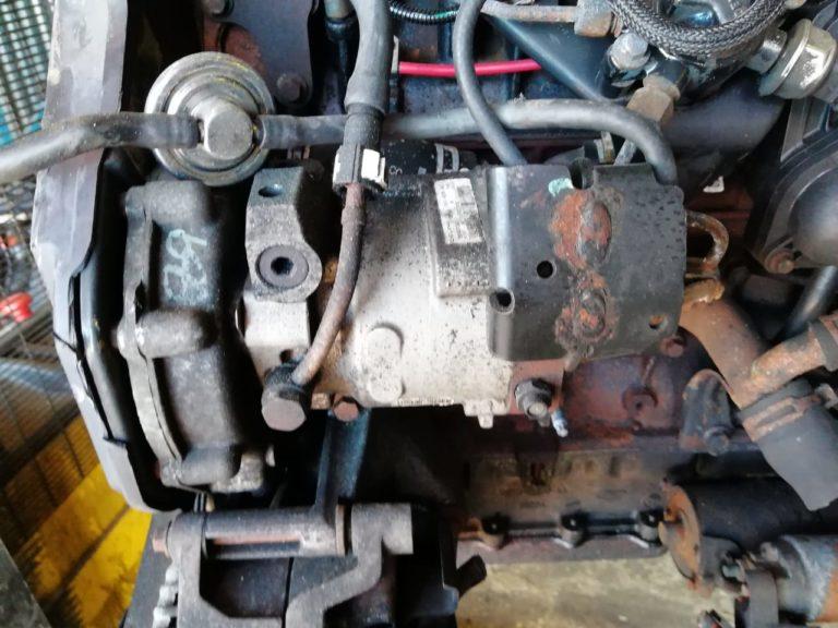Контрактный двигатель Форд Транзит Коннект 1,8тд HCPA 4C49286 (HCPB)