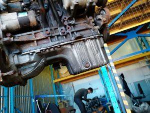 Контрактный двигатель Хендай 2.0и G4GC 5188565