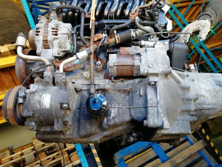 Контрактный двигатель Хонда Джаз 1,4и L13A1 3006022
