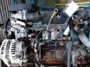 Контрактный двигатель Мазда 6, MPV II 2.0TD RF7J RF934037