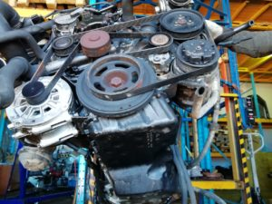 Контрактный двигатель Мерседес 2,2CDI OM 611962 3053647