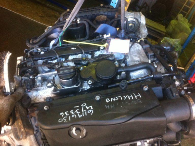 Двигатель 611 2.2d