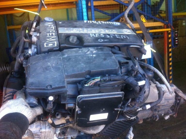 Двигатель 271 1.8i