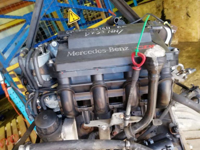 Контрактный двигатель Мерседес 2,2CDI OM 611980 5038151 для Vito, V-Class