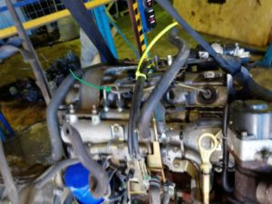 Двигатель YD25DDTi 2.5d