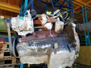 Контрактный двигатель бу Опель Астра G, Корса B 1,6и 16V X16XEL 02LW1990