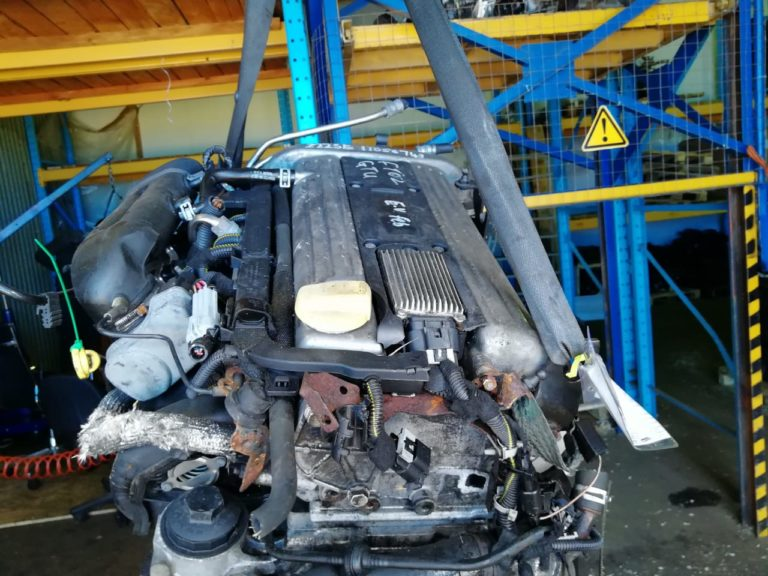 Контрактный двигатель Опель Астра, Вектра, Зафира 2.2и  Z22SE 56743RXE
