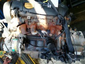 Контрактный двигатель бу Опель 1,8и 16V Z18XE 20FN6912