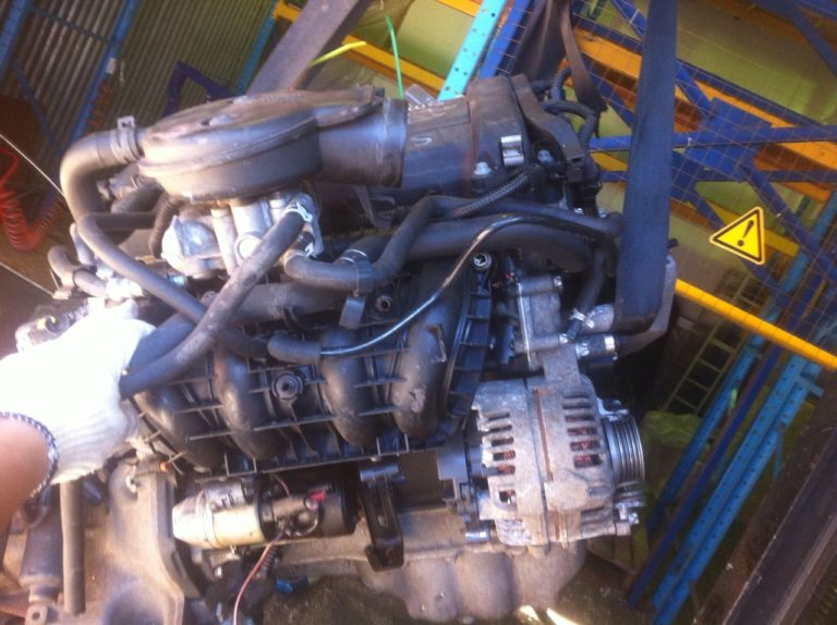 Контрактный двигатель Опель Корса, Агила 1.2и 16V Z12XE 19CF0195